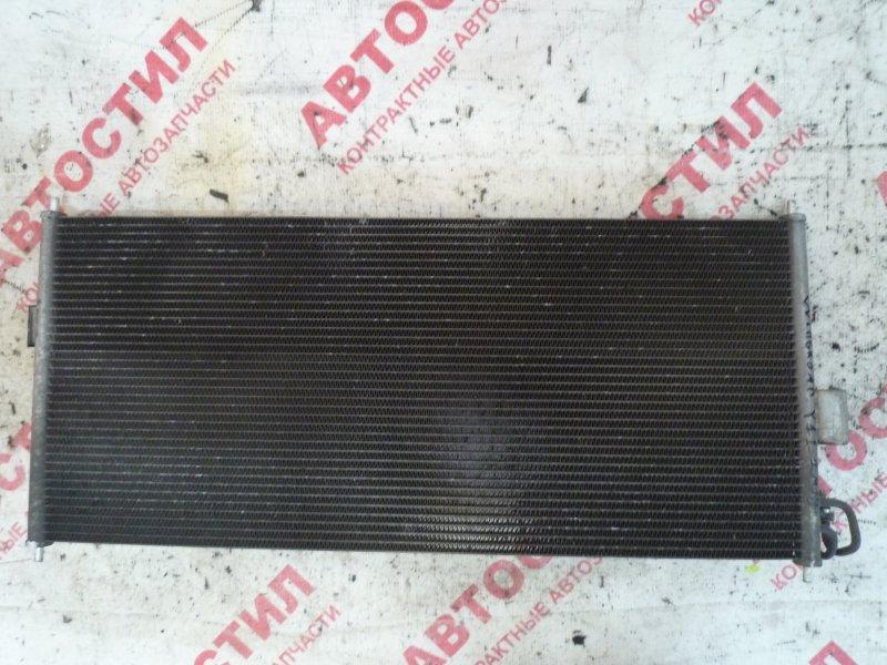 Радиатор кондиционера Nissan Wingroad WFY11, WHNY11, WHY11, WPY11,WRY11 QG15 2000