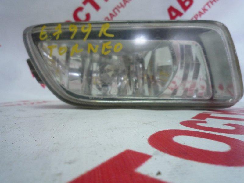 Туманка Honda Torneo CF3, CF4, CL1, CF5, CL3 F20B 1999 правая