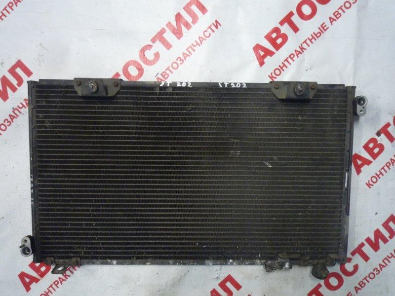 Радиатор кондиционера Toyota Carina Ed ST200, ST201, ST202, ST203, ST205 3S 1997