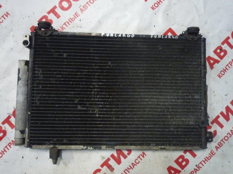Радиатор кондиционера Toyota Funcargo NCP20, NCP21, NCP25 1NZ 2001
