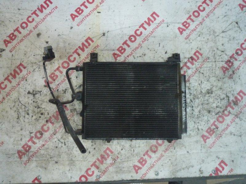 Радиатор кондиционера Daihatsu Terios Kid J111G, J131G, 111G