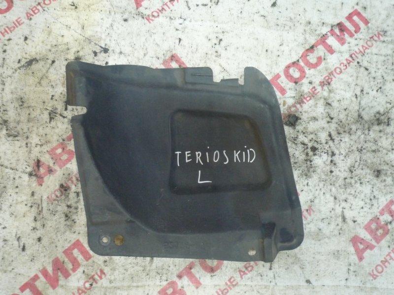 Защита радиатора Daihatsu Terios Kid J111G, J131G, 111G EF-DEM 2000-2006 левая