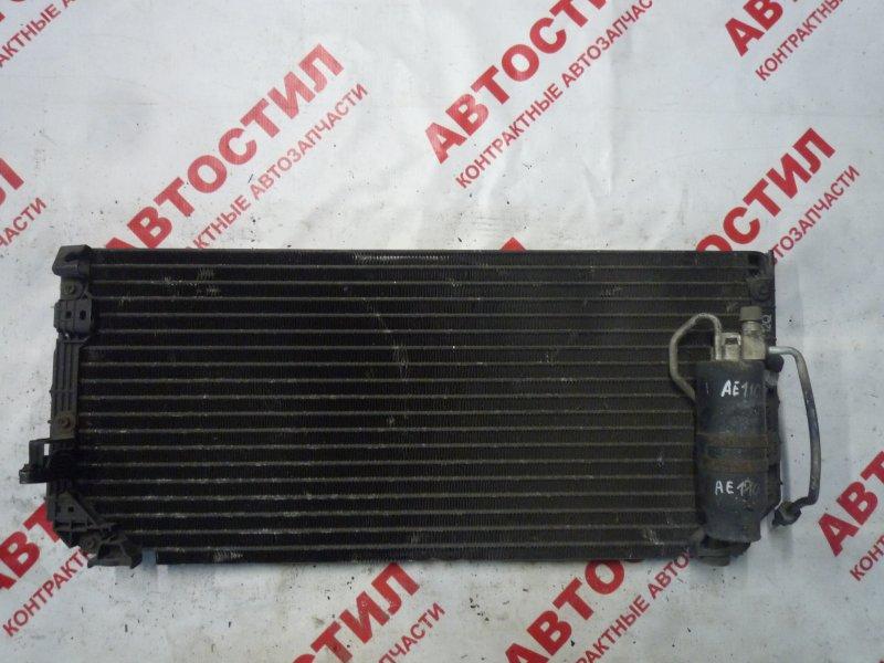 Радиатор кондиционера Toyota Corolla AE110, AE111, AE114, EE111, CE110, CE114 5A 2000