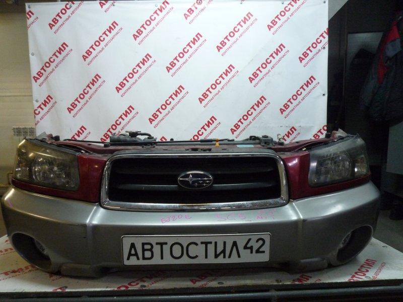 Nose cut Subaru Forester SG5, SG9 EJ20 2004
