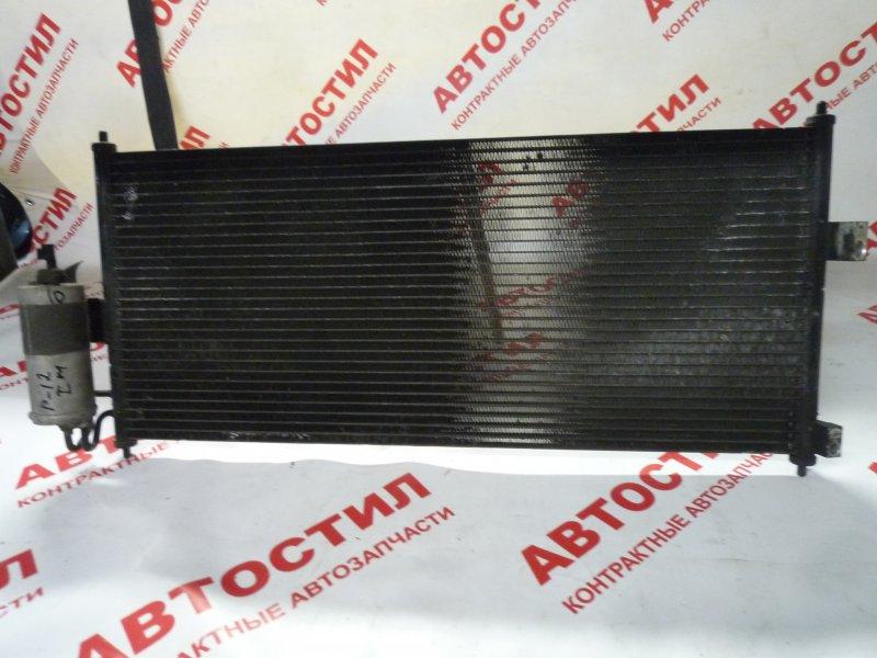 Радиатор кондиционера Nissan Primera HP12, RP12, TNP12, TP12, QP12,WHP12, WRP12, WTNP12, WTP12, P12 QR20 2001
