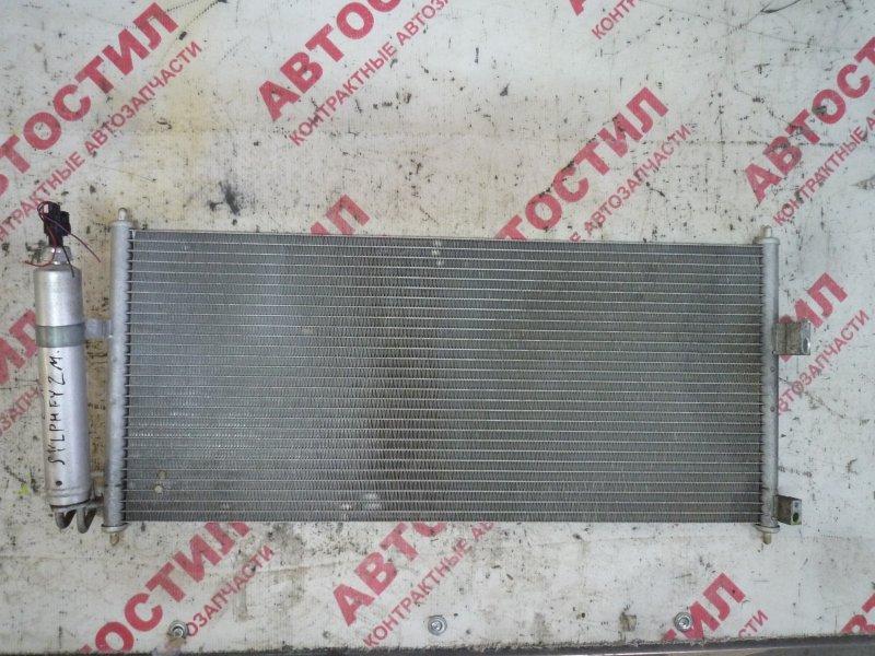 Радиатор кондиционера Nissan Bluebird Sylphy TG10, FG10, QNG10, QG10 QG18 2005