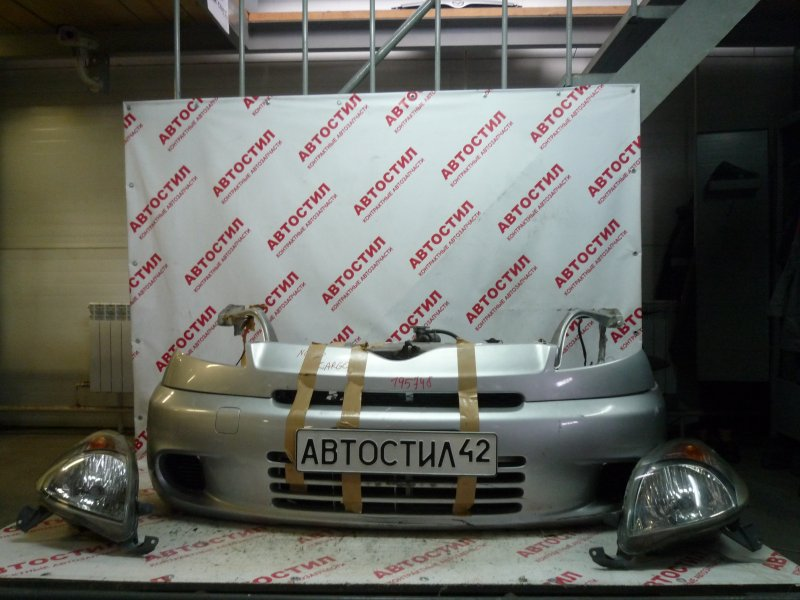 Nose cut Toyota Funcargo NCP20, NCP21, NCP25 1NZ 2000