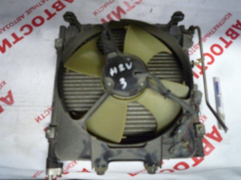 Радиатор кондиционера Honda Hrv GH1, GH2, GH3, GH4 D16A 1999