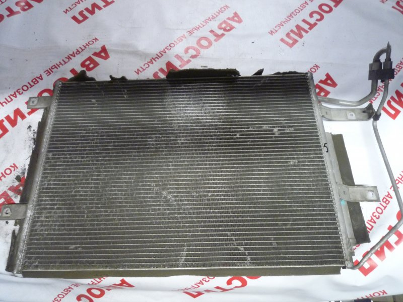 Радиатор кондиционера Mitsubishi Colt Z25A, Z26A, Z27A, Z28A,Z23A, Z22A, Z24A,Z27AG, Z21A 4A19 2003
