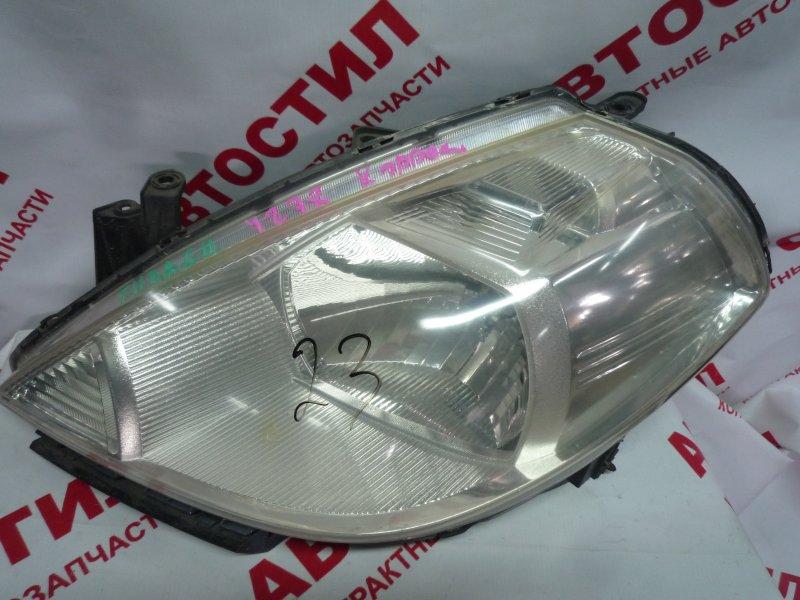 Фара Nissan Tiida JC11, C11, NC11,SC11, SJC11, SNC11 HR15 2005 левая
