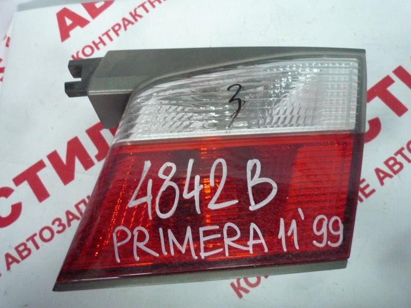 Вставка багажника Nissan Primera HNP11, HP11, P11, QP11 QG18 2000 правая
