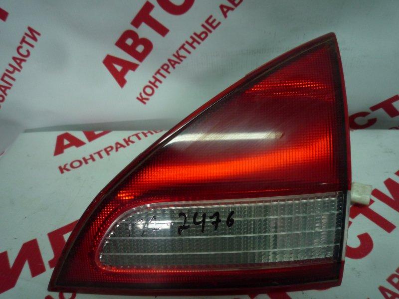 Вставка багажника Nissan Wingroad WFY11, WHNY11, WHY11, WPY11,WRY11 QG15 2000 правая