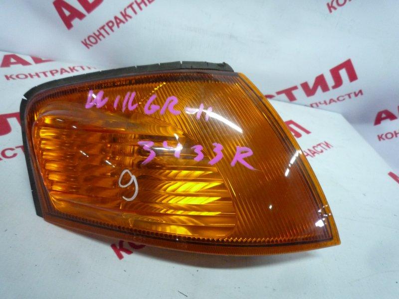Габарит Nissan Wingroad WFY11, WHNY11, WHY11, WPY11,WRY11 QG15 2000 правый
