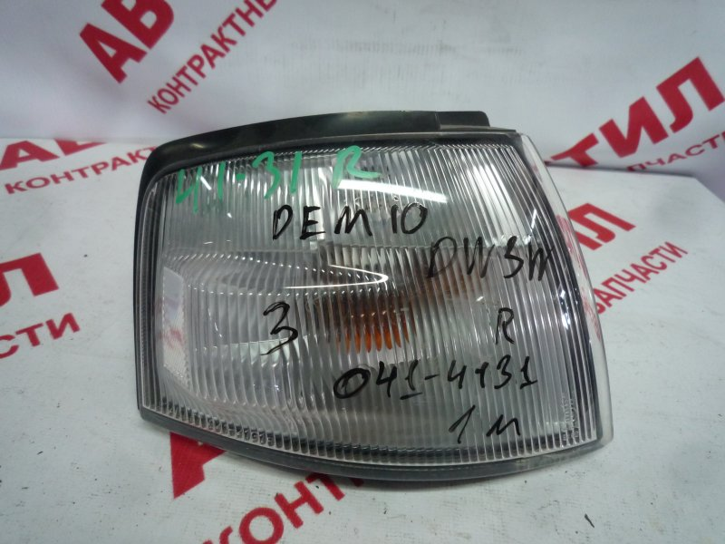 Габарит Mazda Demio DW3W, DW5W B3 1998 правый