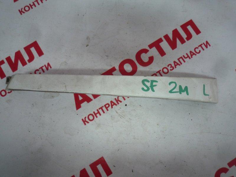 Планка под фары Subaru Forester SF5, SF9 EJ20 2000 левая