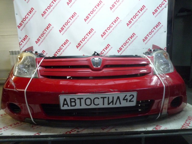 Nose cut Toyota Ist NCP60, NCP61, NCP65 1NZ 2003