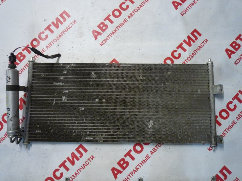 Радиатор кондиционера Nissan Primera HP12, RP12, TNP12, TP12, QP12,WHP12, WRP12, WTNP12, WTP12, P12 QR20 2003