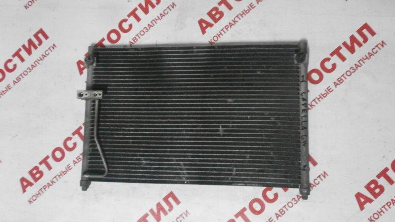 Радиатор кондиционера Mazda Capella GF8P, GFEP, GFER, GFFP,GW5R, GW8W, GWER, GWEW, GWFW FP 1999