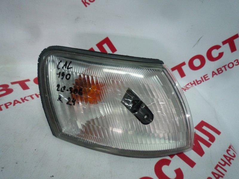 Габарит Toyota Caldina AT191G, ST191G, ST195G, CT190G,ET196V, ST198V, CT196V, CT198V, CT197V, CT199V 5E 1995 правый