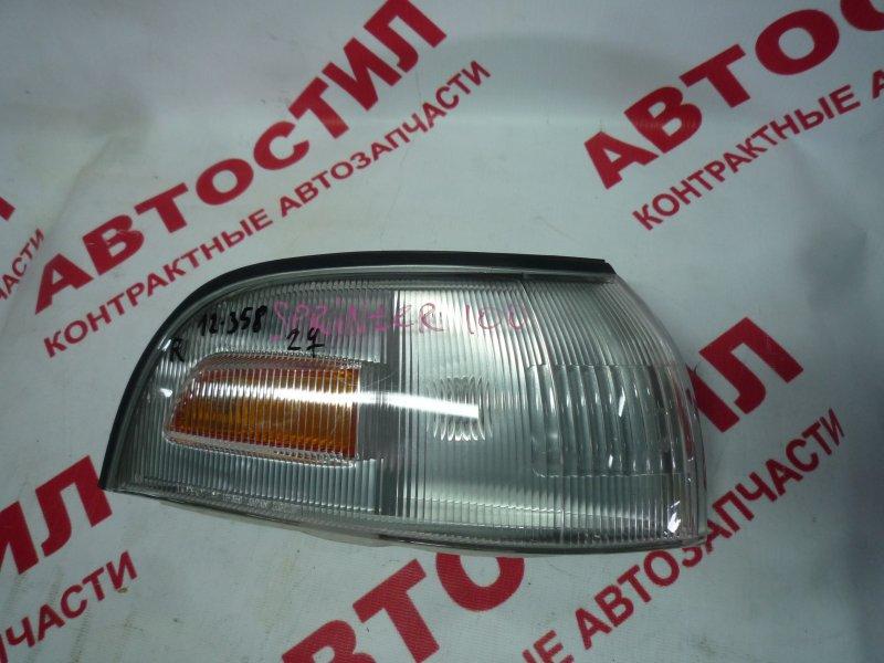 Габарит Toyota Sprinter AE100, AE101, AE104, EE101, CE100, CE104 5A 1992 правый