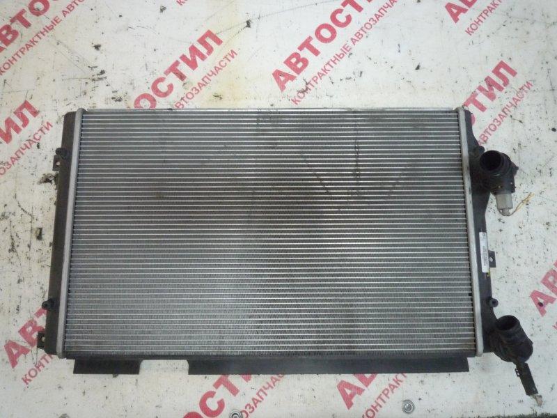 Радиатор основной Volkswagen Golf MK5 BLG 2005-2010