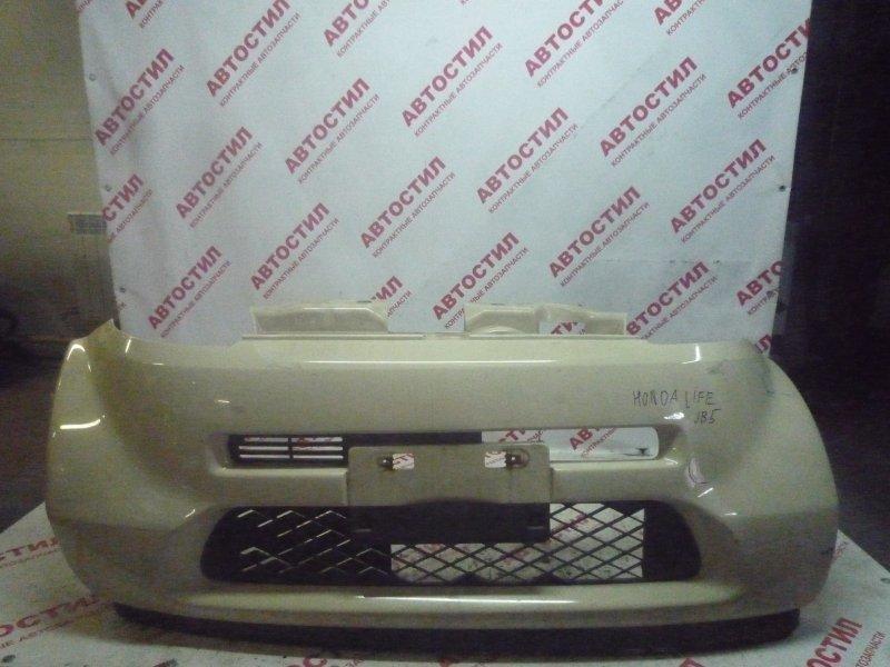 Бампер Honda Life JB5, JB6, JB7, JB8 P07A 2005 передний