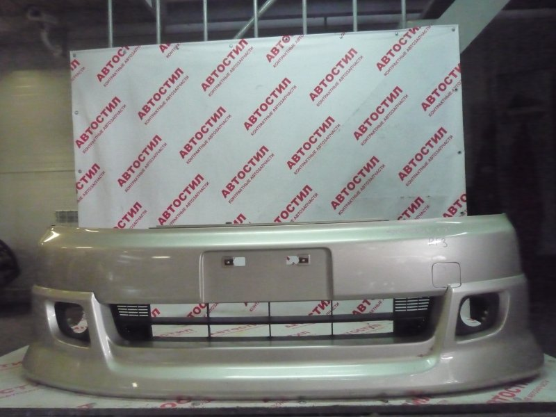 Бампер Honda Stepwgn RF3, RF4, RF5, RF6, RF7, RF8 K20A 2003-2005 передний