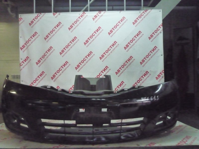 Бампер Nissan Note ZE11, E11, NE11 HR15 2009 передний