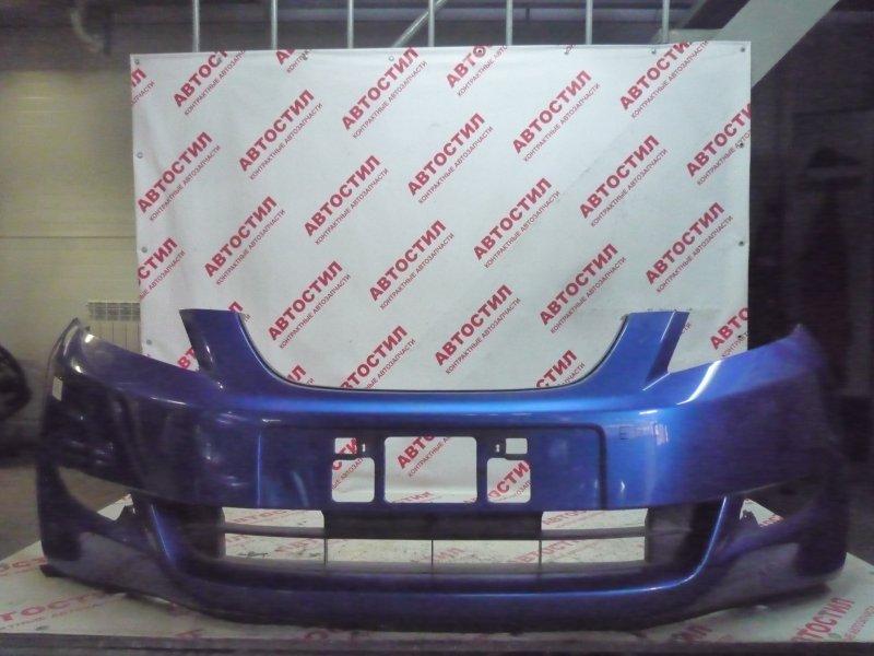 Бампер Honda Edix BE2, BE4, BE1, BE3,BE8 K20A 2005 передний