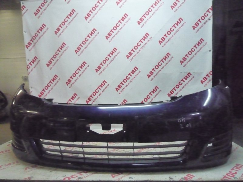 Бампер Toyota Isis ANM10G, ANM10W, ANM15G, ANM15W, ZNM10G, ZNM10W, ANM10G, ANM10W, ANM15G, ANM15W 1AZ 2009 передний