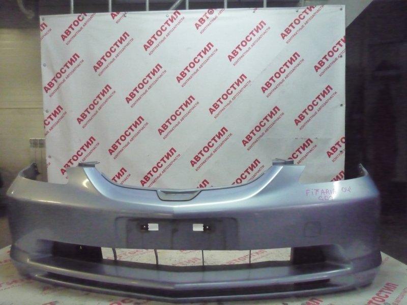 Бампер Honda Fit Aria GD6, GD7, GD8, GD9 L13A 2005 передний