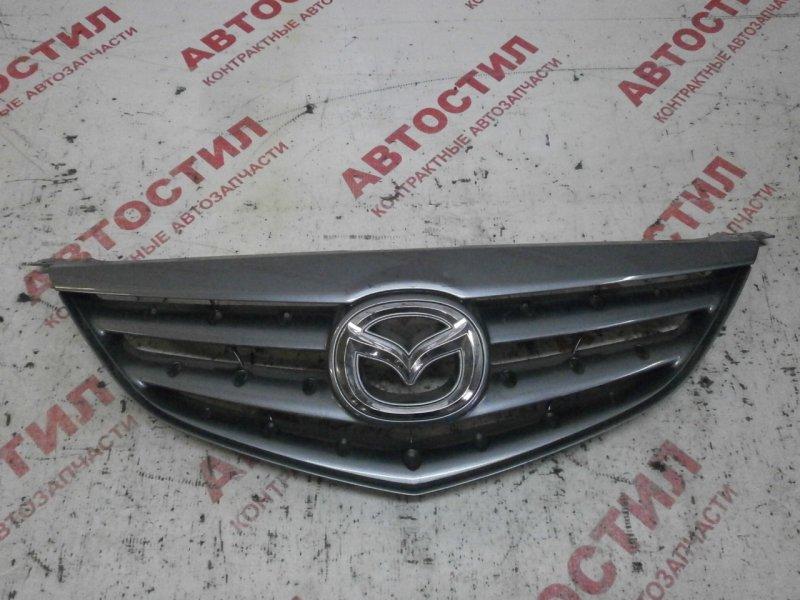 Решетка радиатора Mazda Atenza GG3P, GGEP,GY3W, GYEW,GG3S, GGES L3 2003