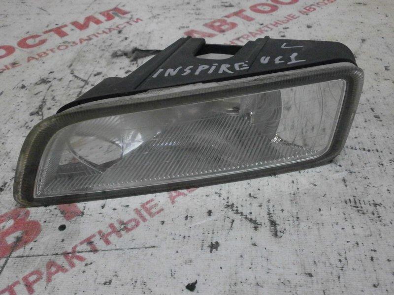 Туманка Honda Inspire UC1 J30A 2003 левая