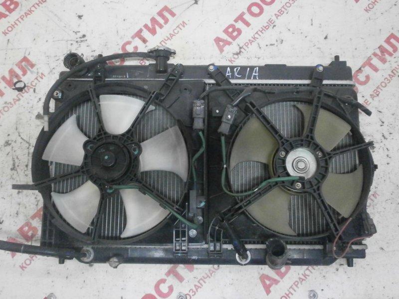 Радиатор основной Honda Fit Aria GD6, GD7, GD8, GD9 L15A 2008