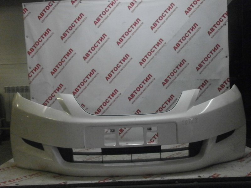 Бампер Honda Edix BE2, BE4, BE1, BE3,BE8 D17A 2004 передний
