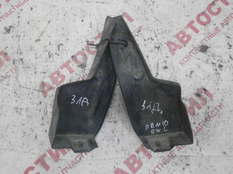 Подкрылок Mazda Demio DW3W, DW5W B3 2002 задний