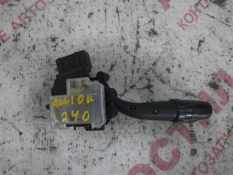 Переключатель поворотов Toyota Allion NZT240, ZZT240, ZZT245, AZT240 1AZ 2003