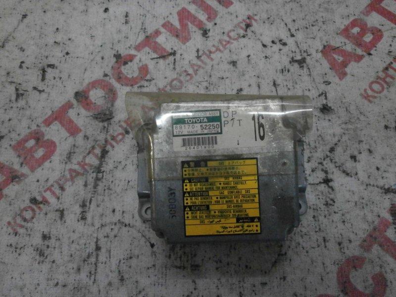 Блок управления airbag Toyota Ist NCP60, NCP61, NCP65 1NZ 2004