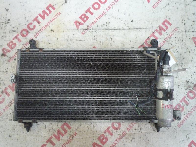 Радиатор кондиционера Toyota Cynos EL51, EL53, EL55, NL50 4E 1996