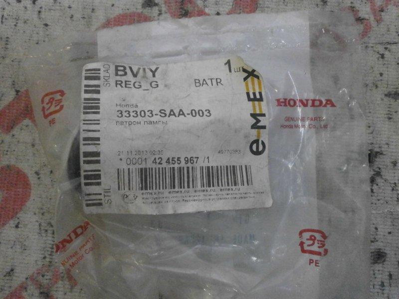 Патрон лампы поворота Honda Crv RD4 RD5 RD6 RD7 K20A 2004