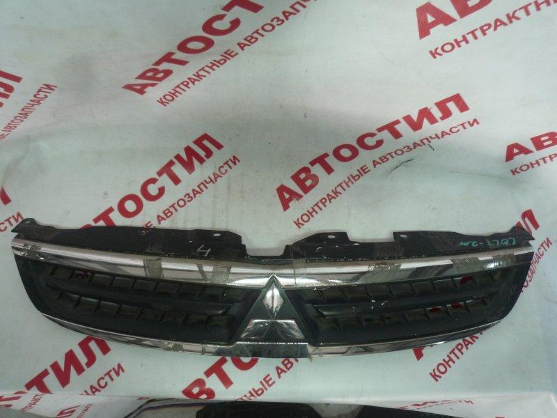 Решетка радиатора Mitsubishi Colt Z25A, Z26A, Z27A, Z28A,Z23A, Z22A, Z24A,Z27AG, Z21A 4A90 2006