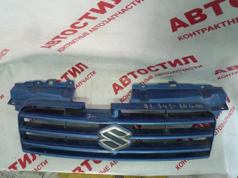 Решетка радиатора Suzuki Swift HT51S, HT81S M13A 2001