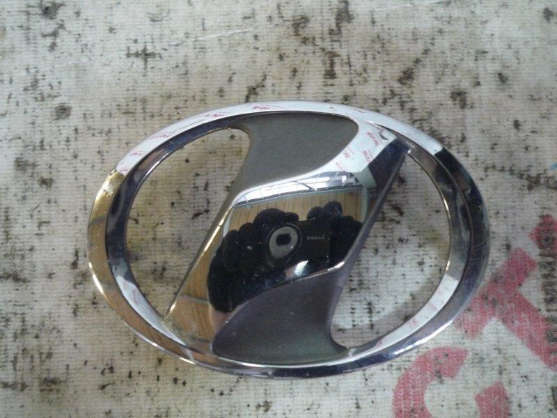 Эмблема Toyota Ist NCP60, NCP61, NCP65 1NZ 2005