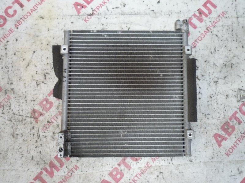 Радиатор кондиционера Honda Domani MB3, MB4, MB5 D15B 1999