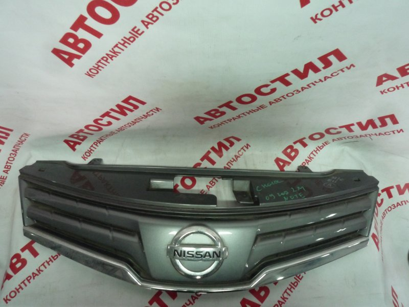 Решетка радиатора Nissan Note ZE11, E11, NE11 HR15 2009