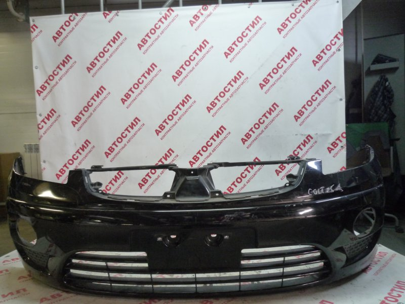 Бампер Mitsubishi Colt Z25A, Z26A, Z27A, Z28A,Z23A, Z22A, Z24A,Z27AG, Z21A 4A91 2007 передний