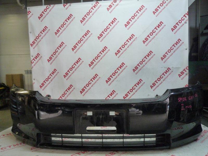 Бампер Honda Mobilio Spike GK1, GK2 L15A 2006 передний