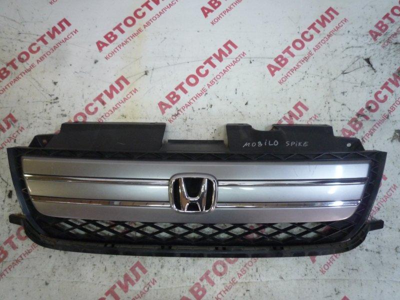 Решетка радиатора Honda Mobilio Spike GK1, GK2 L15A 2005-2008
