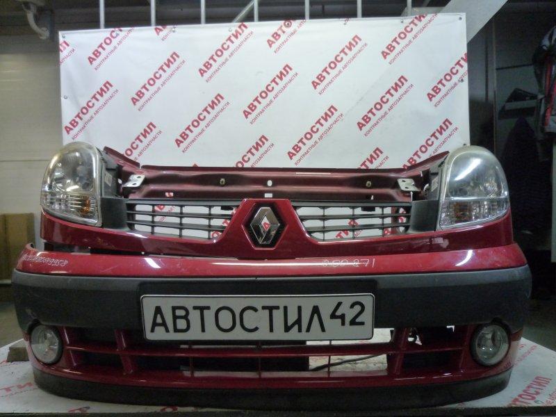 Nose cut Renault Kangoo KC0S K4M752 2007