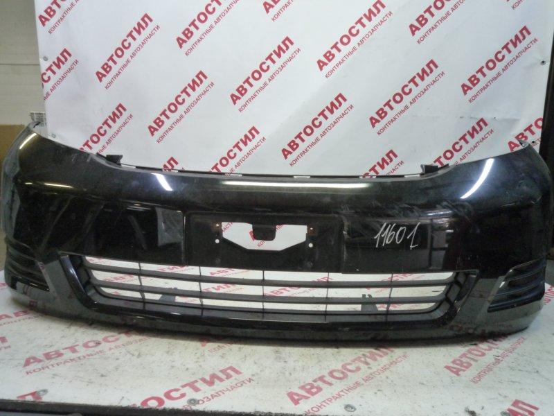 Бампер Toyota Isis ANM10G, ANM10W, ANM15G, ANM15W, ZNM10G, ZNM10W, ANM10G, ANM10W, ANM15G, ANM15W 1ZZ 2007 передний